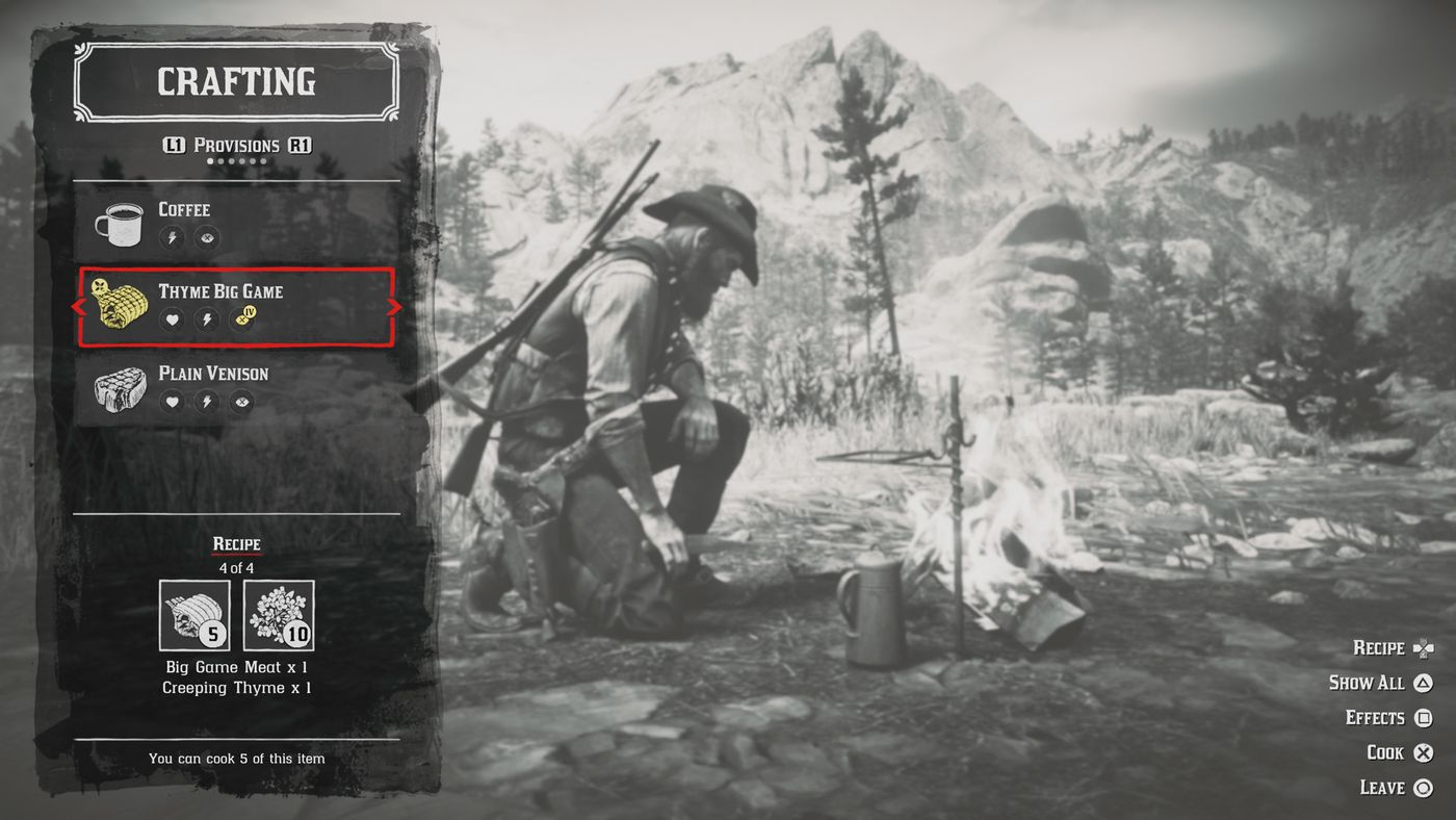 Red Dead Redemption 2 is much easier if you farm alligator