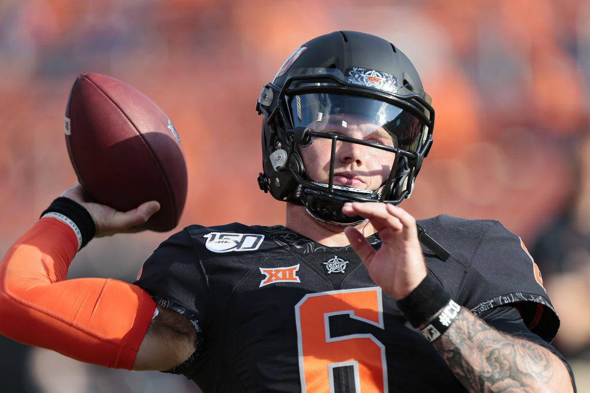 Oklahoma State At West Virginia Start Time How To Watch
