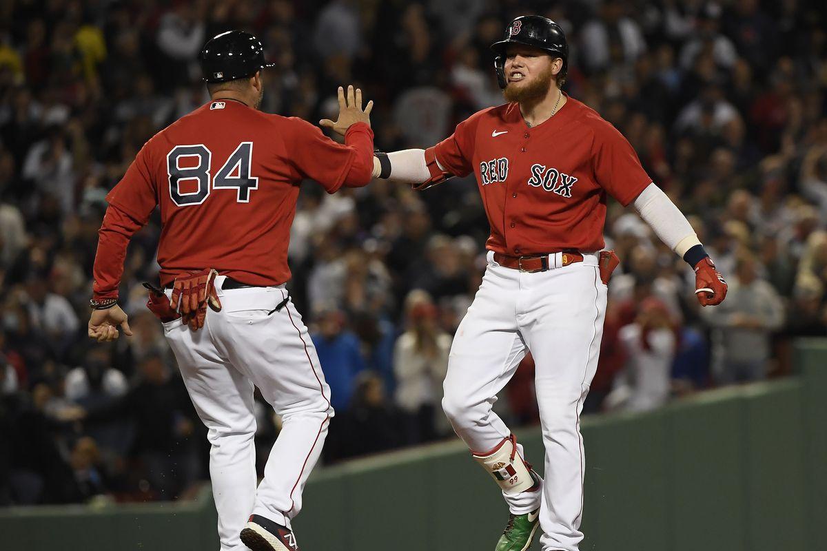 MLB: Wildcard-New York Yankees at Boston Red Sox