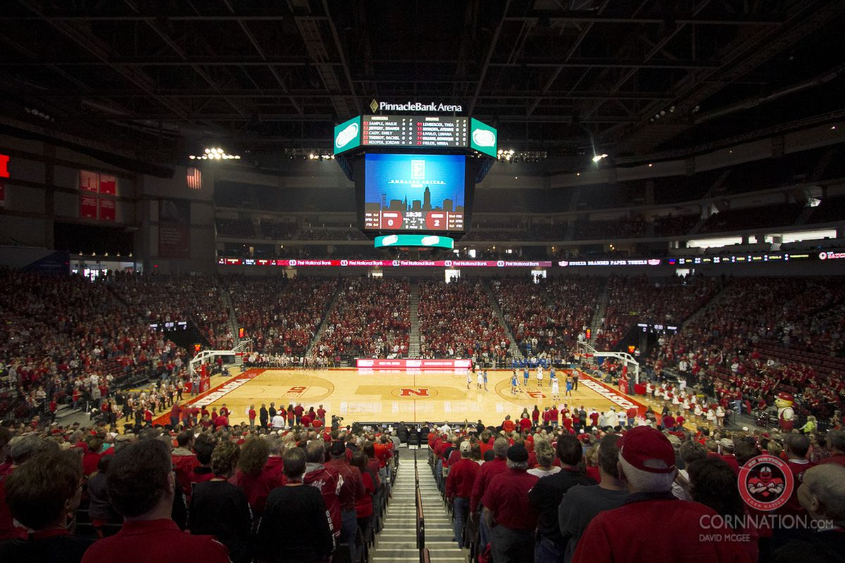 Gallery Photo: A Full Day of Husker Hoops: Gallery