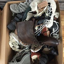 Shoes, $30