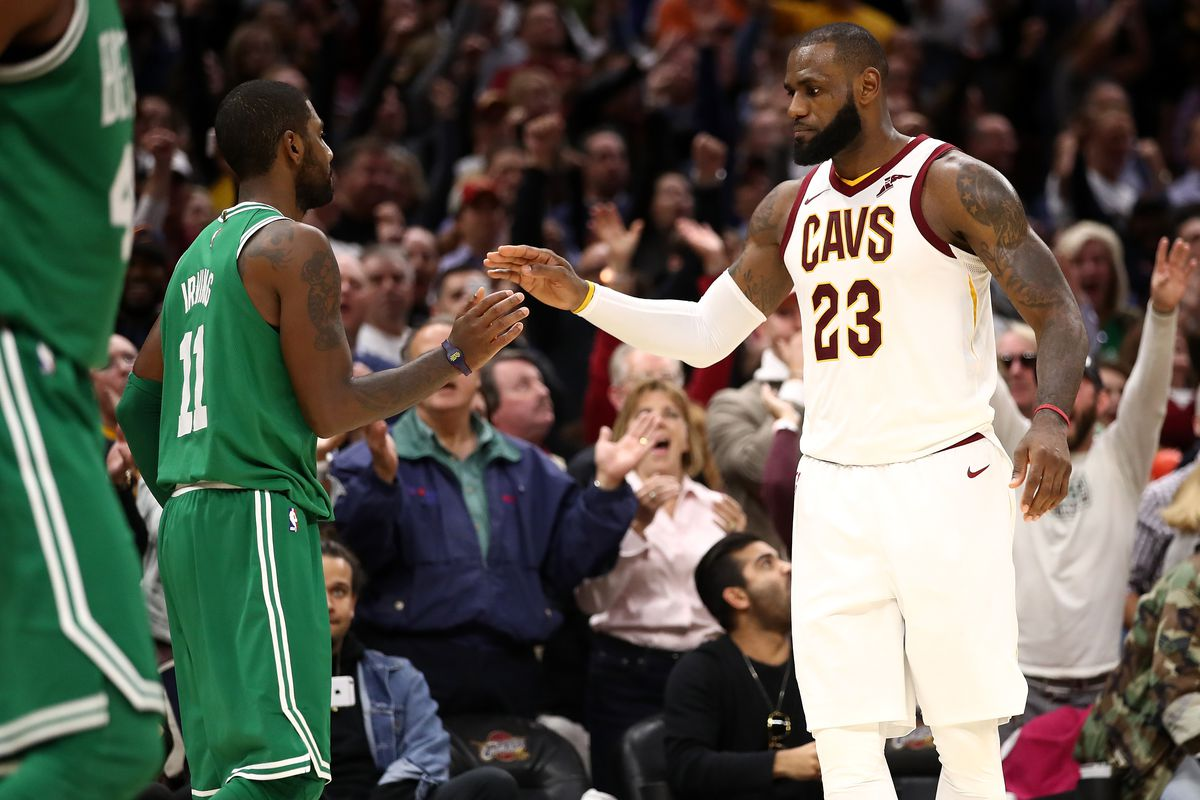 """ae2bf5ac72a Report  Kyrie Irving Calls Cavs Divorce """"Inevitable"""" - The Ringer"""