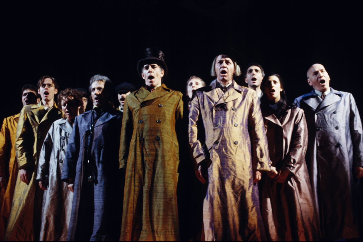 """In 2001, the Goodman Theatre staged the world premiere production of Terrence McNally's """"The Visit."""""""