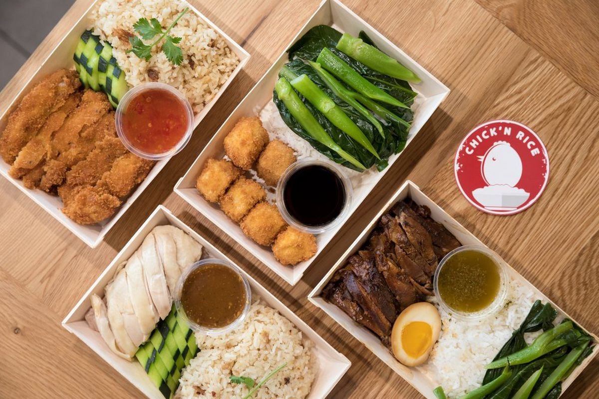 Thai Chicken Restaurant From Caviar Founders Expands To
