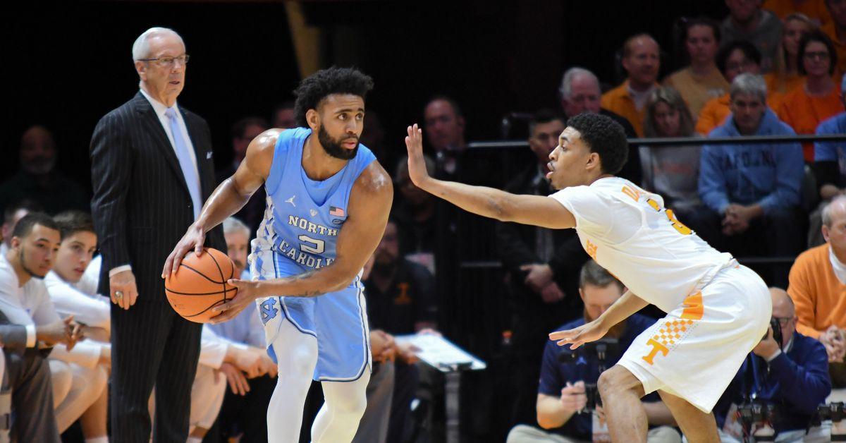 UNC Basketball vs Tennessee: Three Things We Learned - Tar Heel Blog