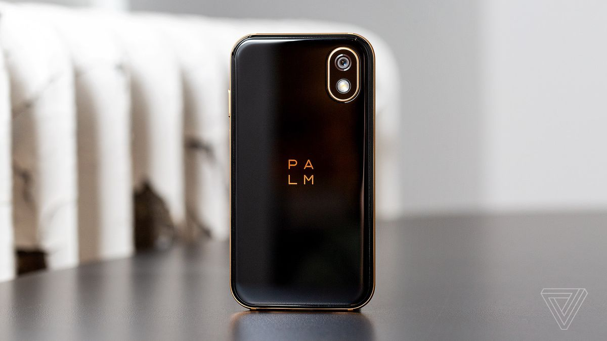 Phone numbers should be more portable, and Palm is the proof