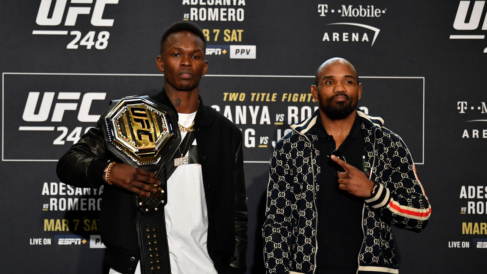 UFC 248 Start Time, TV Schedule, Who Is Fighting Tonight!