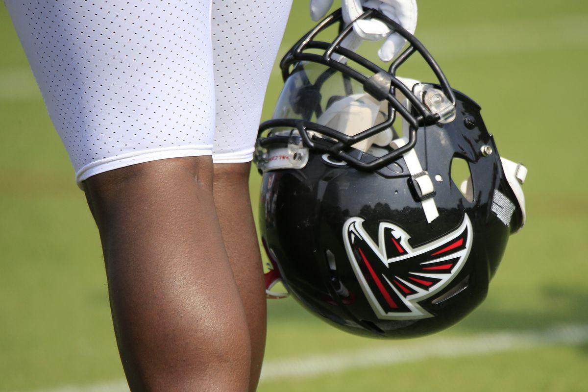 NFL: JUL 28 Falcons Training Camp