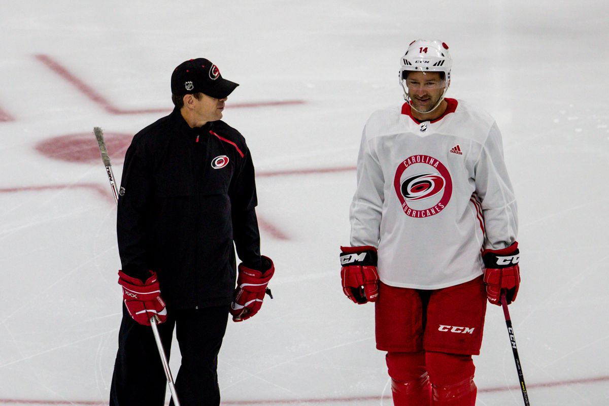 NHL: JUL 23 Hurricanes Training Camp