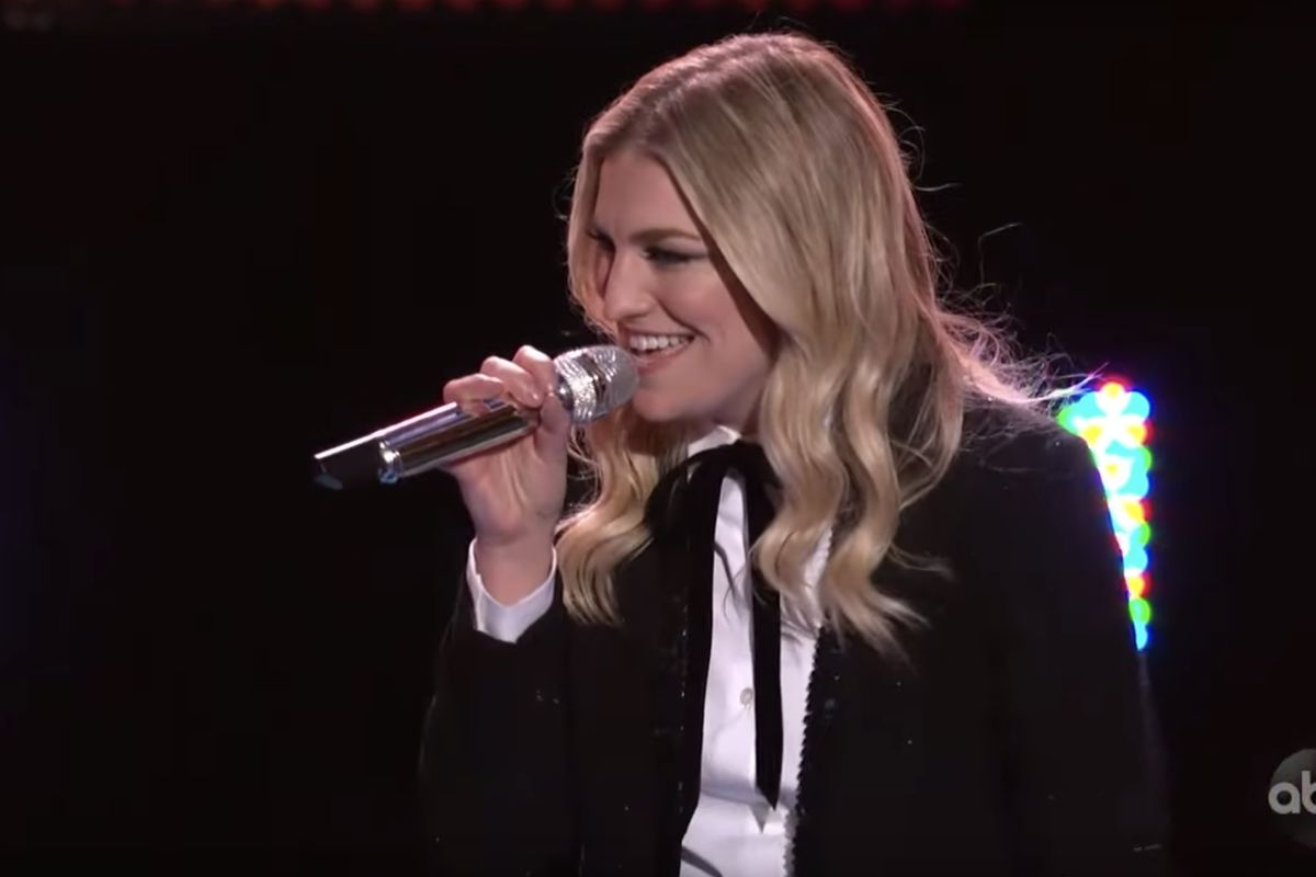 """Ashley Hess, a former Utah Valley University student, got eliminated on """"American Idol"""" on Monday night during the show's top 10 reveal."""