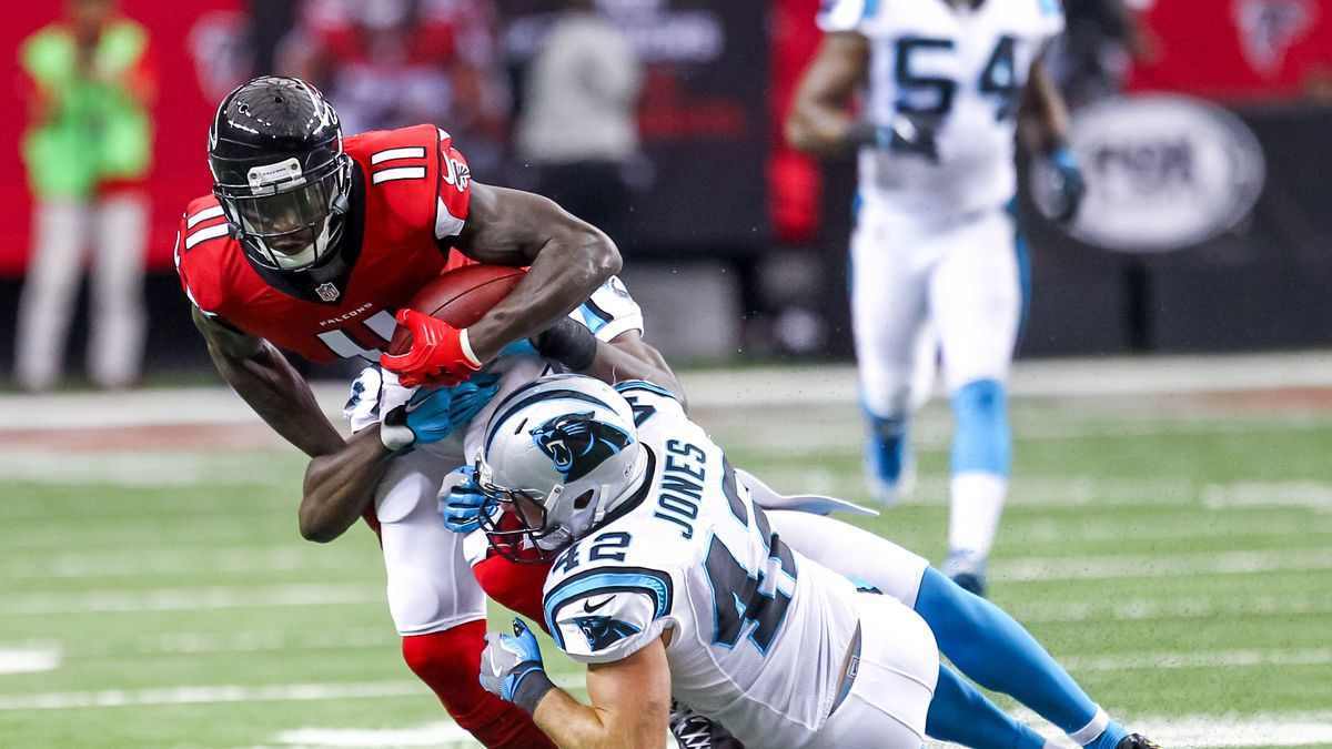NFL: OCT 02 Panthers at Falcons
