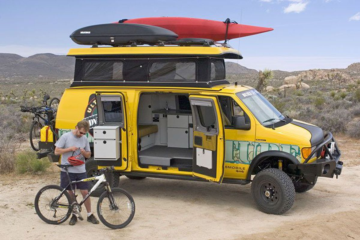012d0c110fb6 The 3 Best Adventure Vans for Going Off the Grid - Curbed