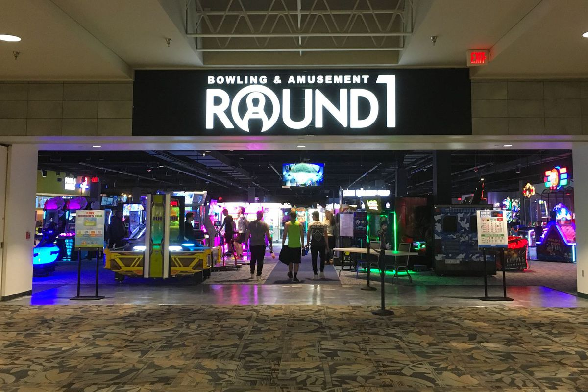 Bowl, Dine and Play at Round1 in the Meadows Mall - Eater Vegas