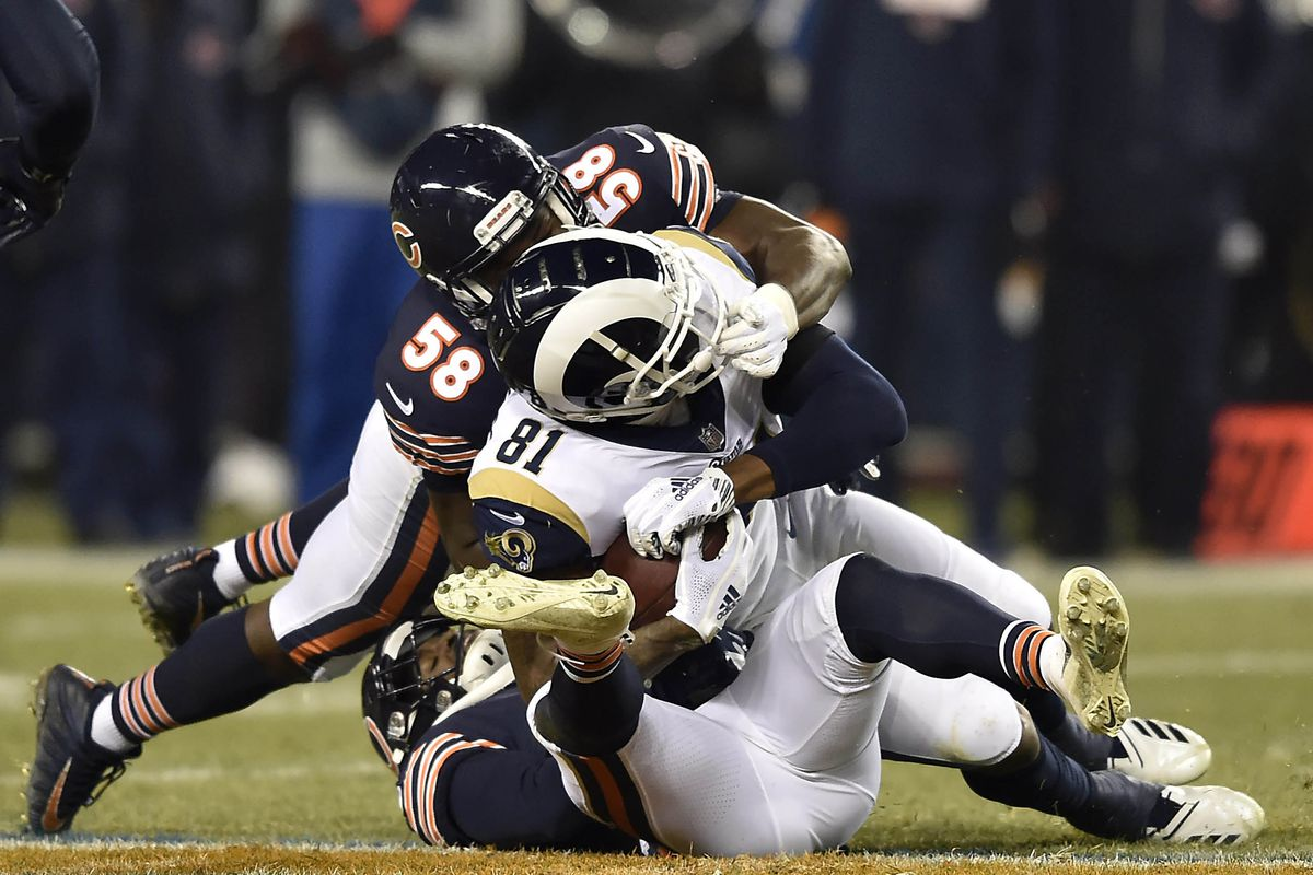 NFC North Roster Comparison: Linebackers