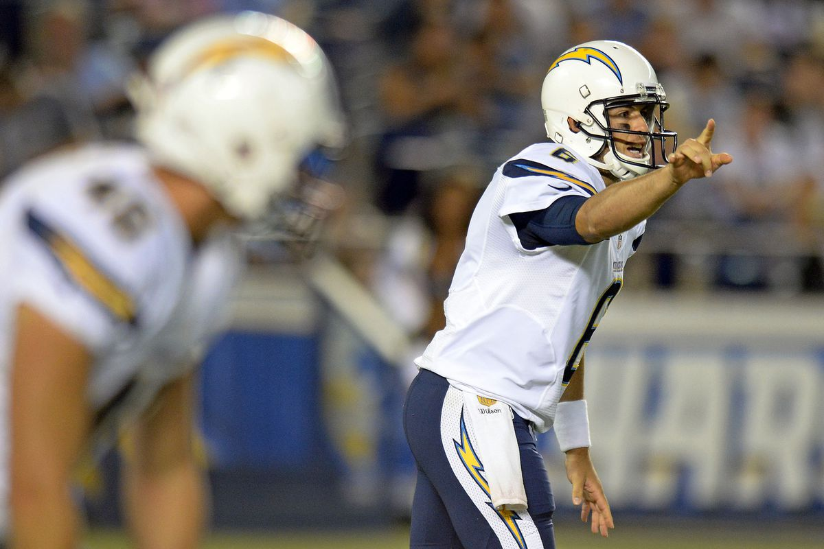 San Diego Chargers Cut Down To 53 Man Roster Bolts From