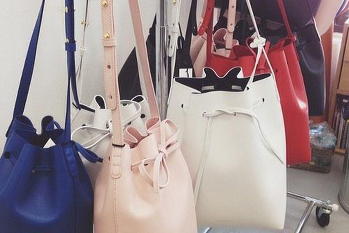 Mansur Gavriel bags via Racked National