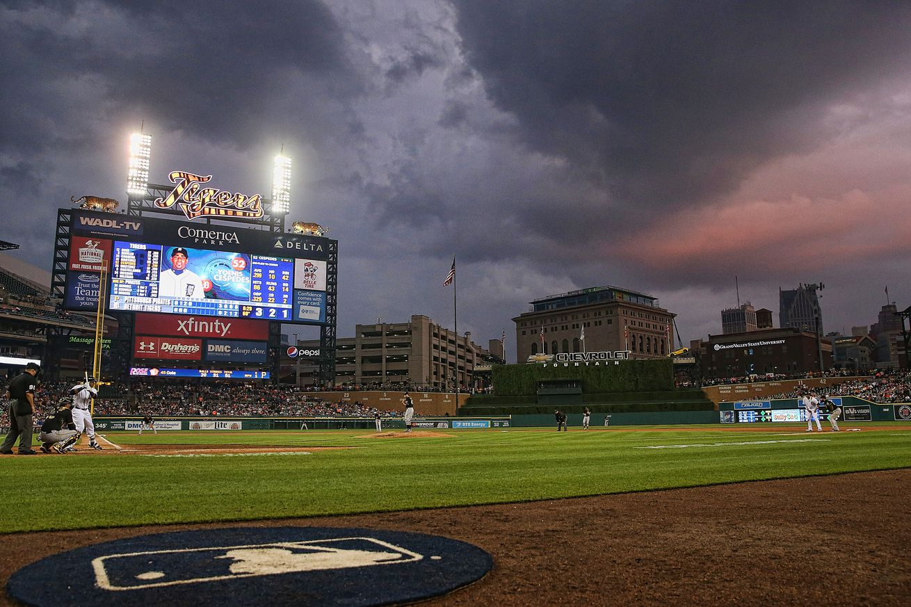 Fanpost Friday Three Suggestions To Improve Comerica Park Bless