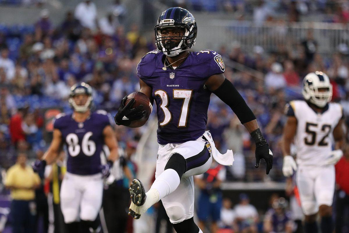 Los Angeles Rams v Baltimore Ravens