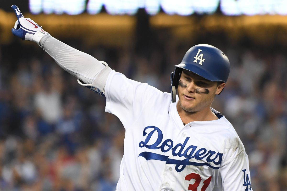 2018 dodgers review joc pederson true blue la