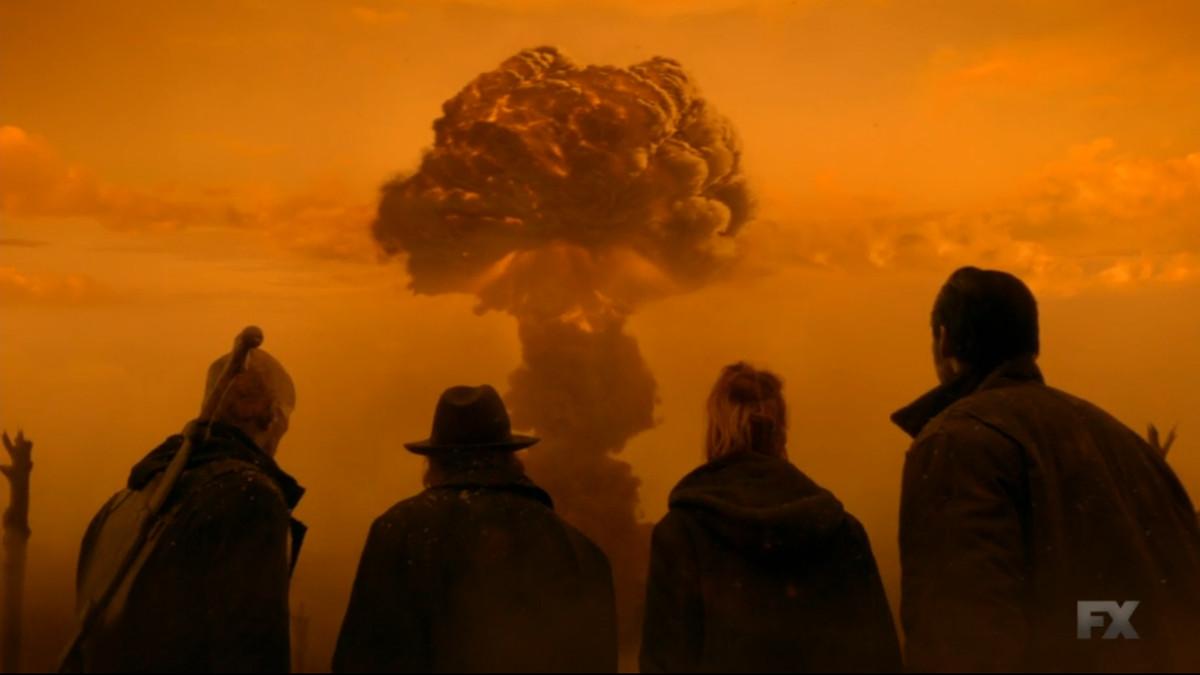 Hey Its A Mushroom Cloud FX