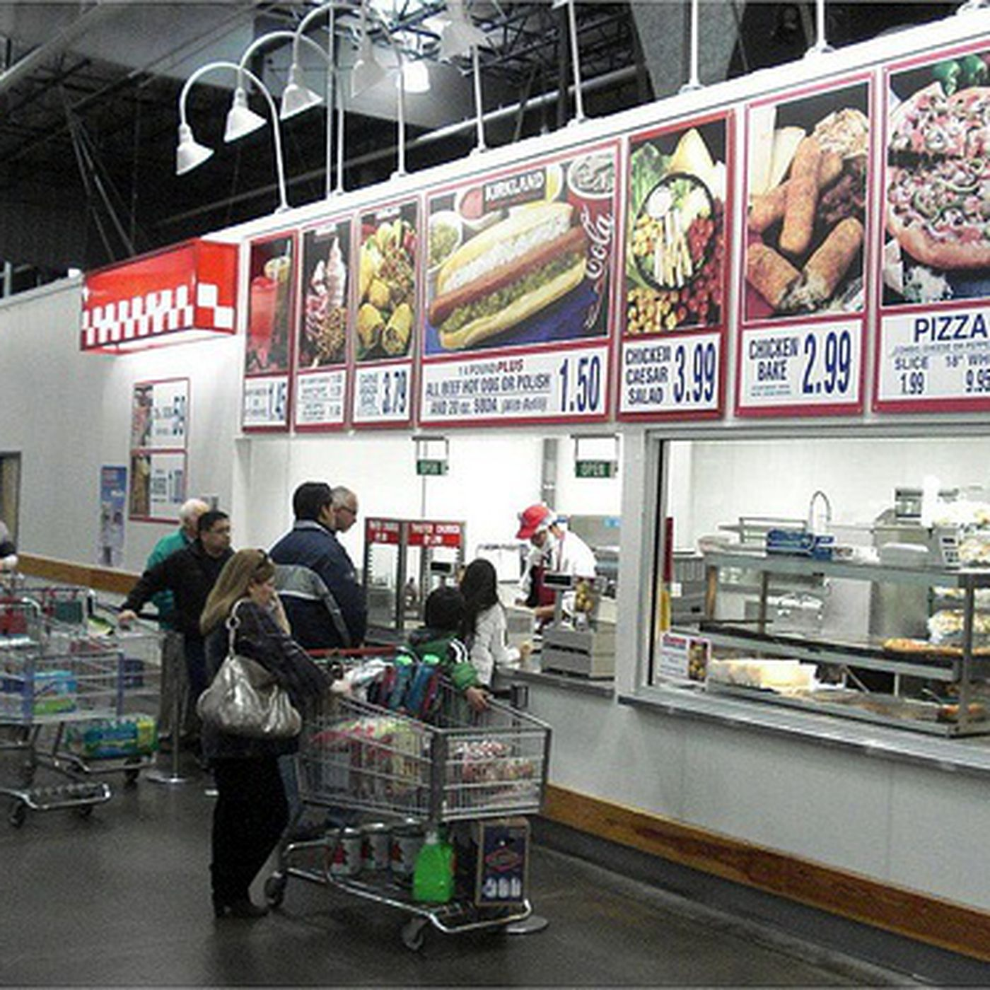Broke Americans Actually Enjoy Eating at Costco, Ikea - Eater