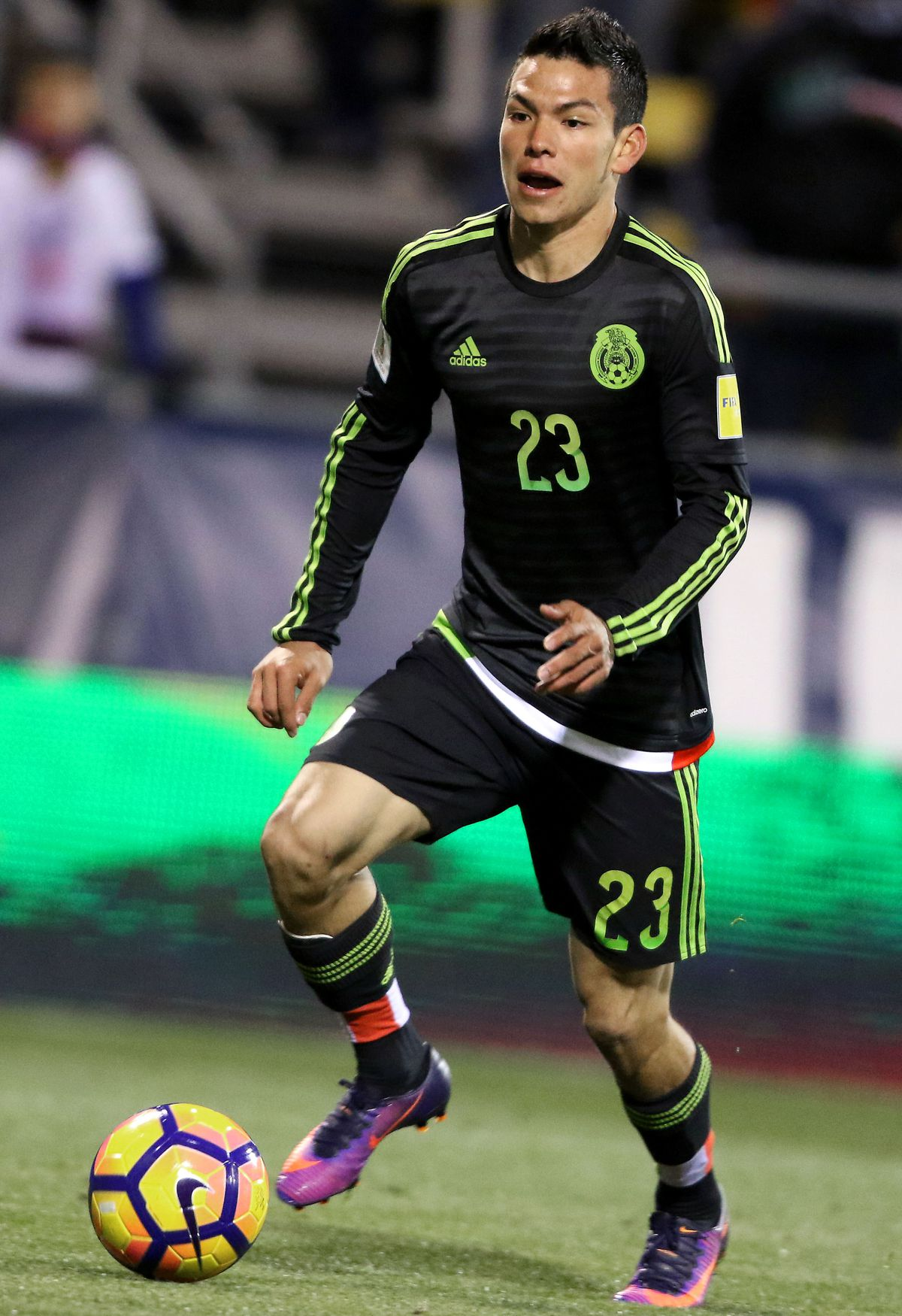 Soccer: 2018 FIFA World Cup Qualfying-Mexico at USA