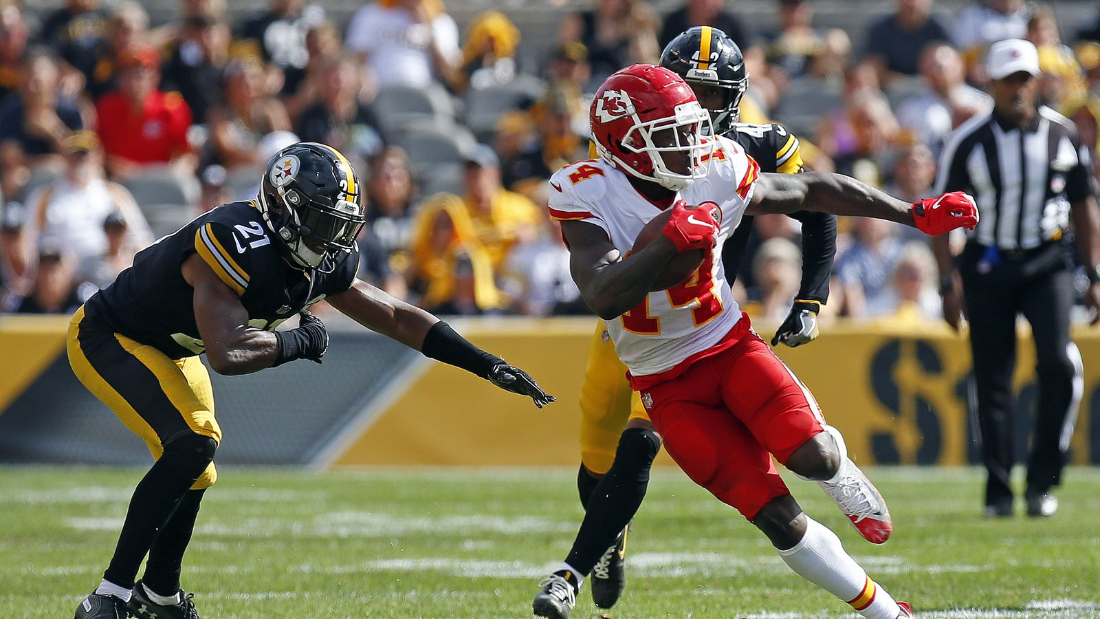 Chiefs Thursday training camp notebook: With camp in the books, the Chiefs set sights on Pittsburgh