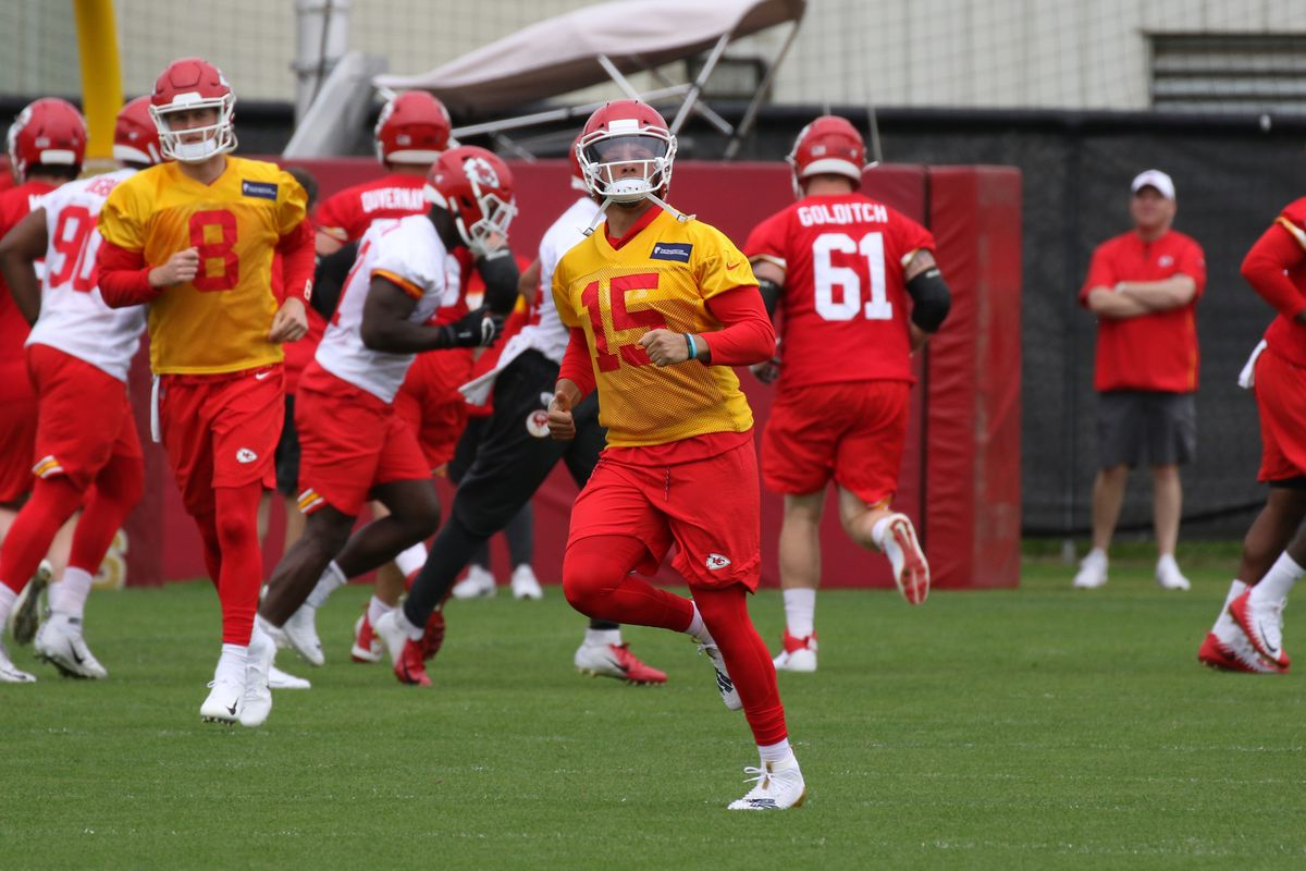 2da89a24 Offensive position battles to watch during Chiefs training camp ...