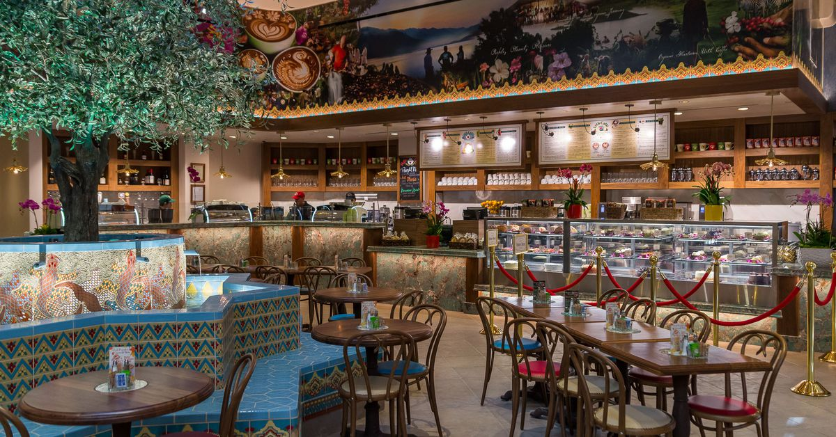 Urth Caffe Open Wynn Plaza Eater Vegas