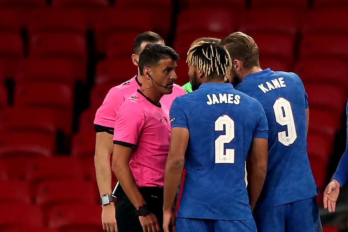 England v Denmark - UEFA Nations League - Group 2 - League A - Wembley Stadium