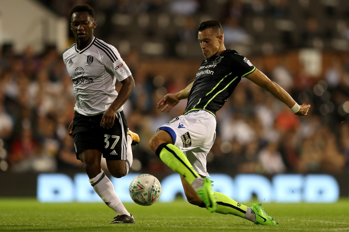 Fulham v Bristol Rovers - Carabao Cup Second Round