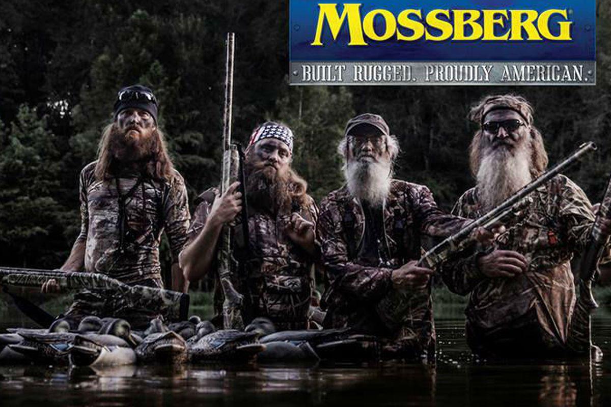"Image via Mossberg/<a href=""https://www.facebook.com/MossbergOfficial"">Facebook</a>."