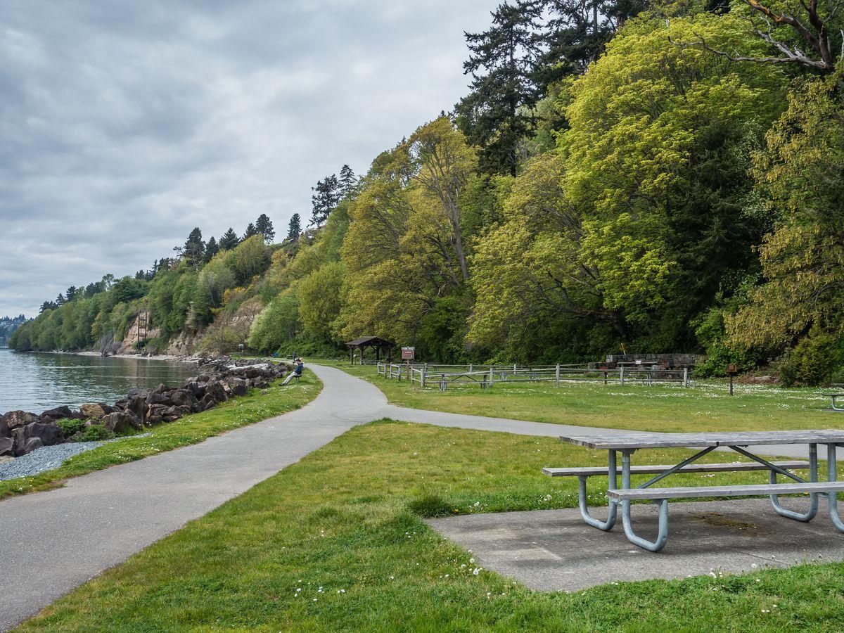 Free Car Camping Near Seattle