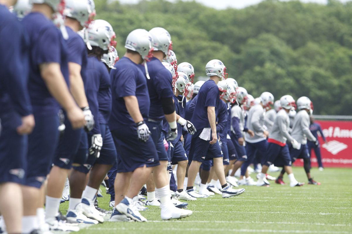 <em>All players given the message to turn their focus to the upcoming season - not just Gronk</em>.