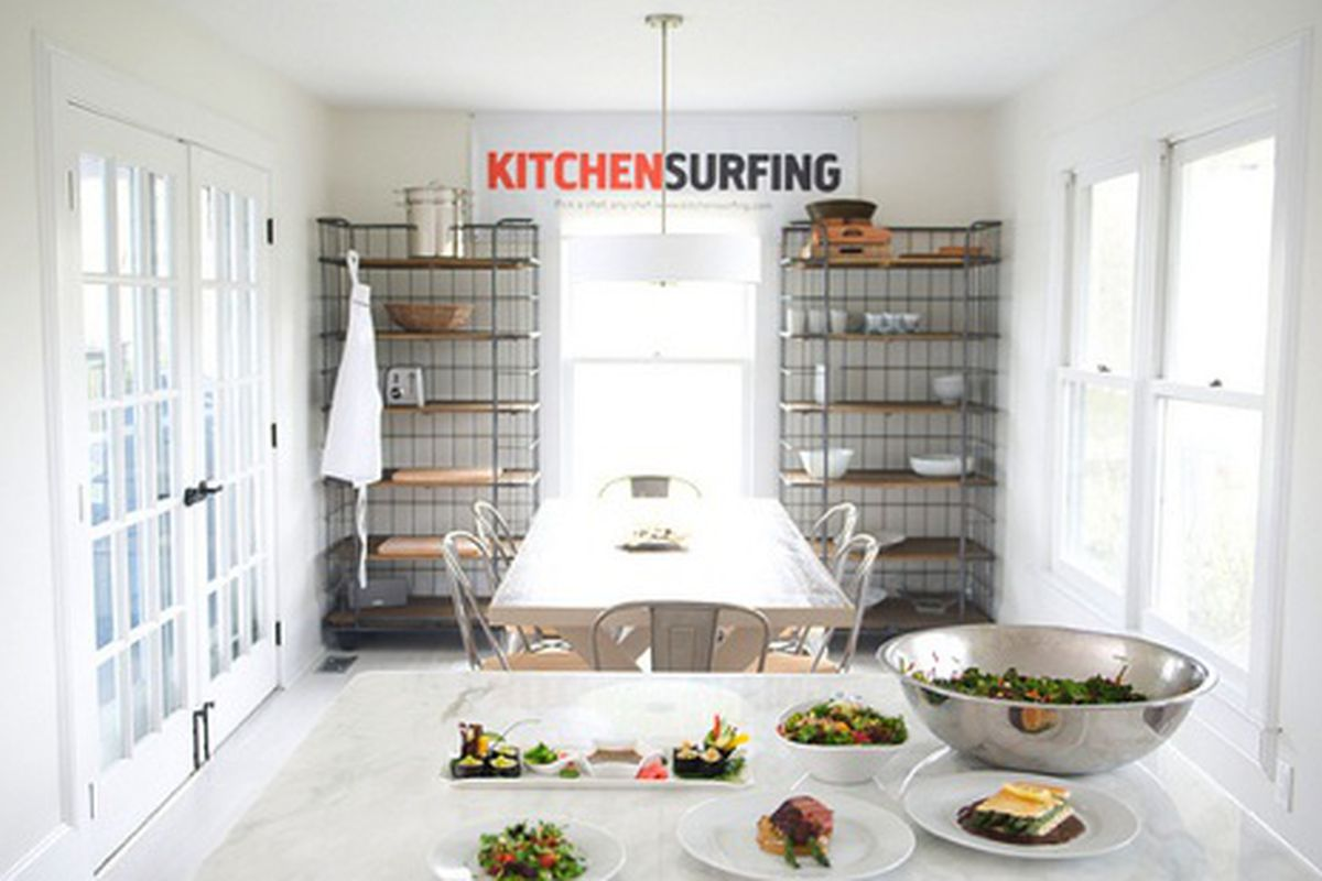 photo kitchensurfing - Kitchen Surfing