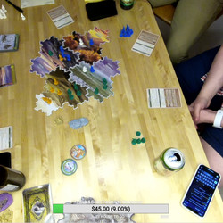 The co-founder of Cards Against Humanity used a livestream platform to fundraise for Sean Casten, a Democrat running for the 6th Congressional District. He and friends played a game in which a clan of Vikings attempt to conquer Ireland. | Twitch