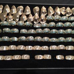 Rings, $65