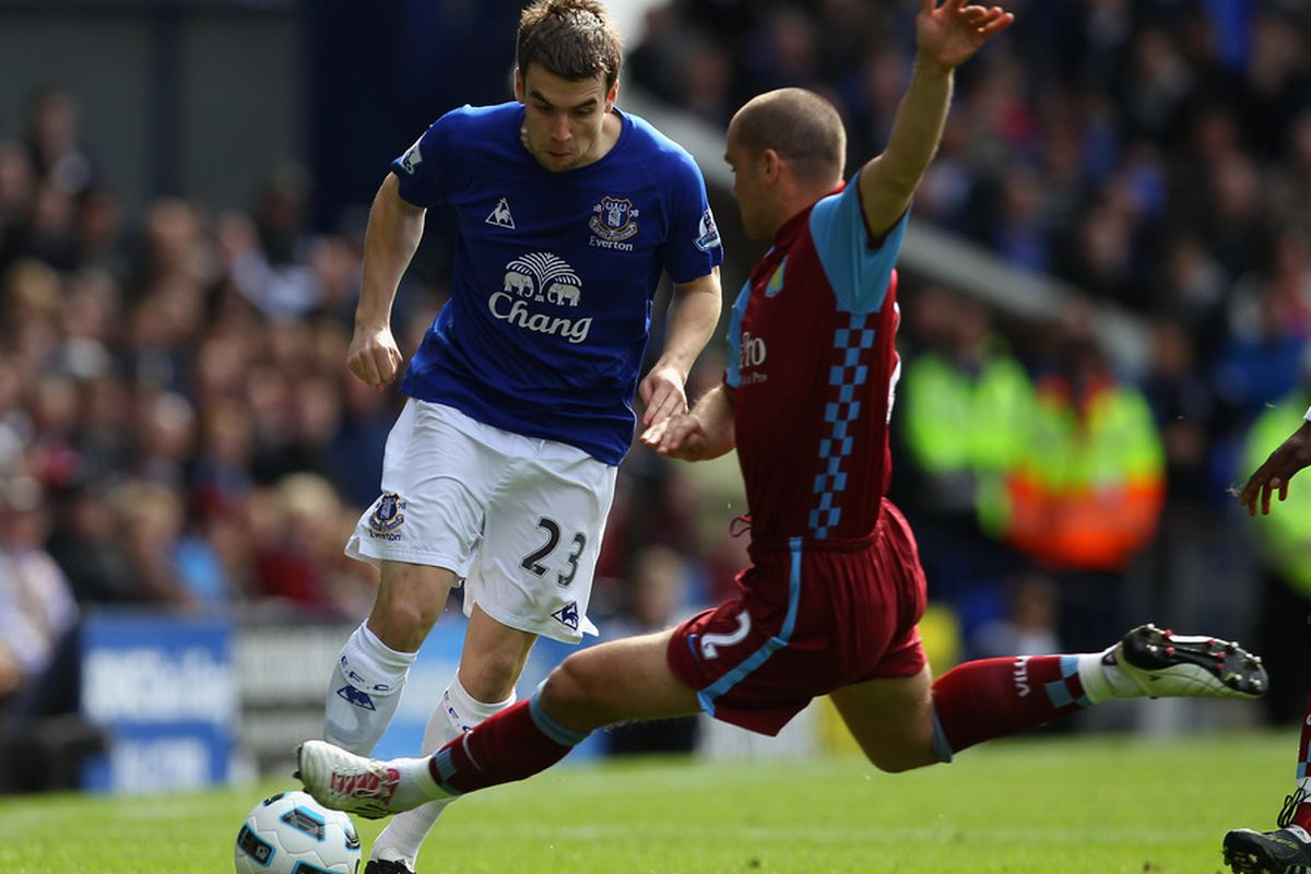 Seamus is the mustard - Coleman in line for the PFA Young Player Of The Year Award