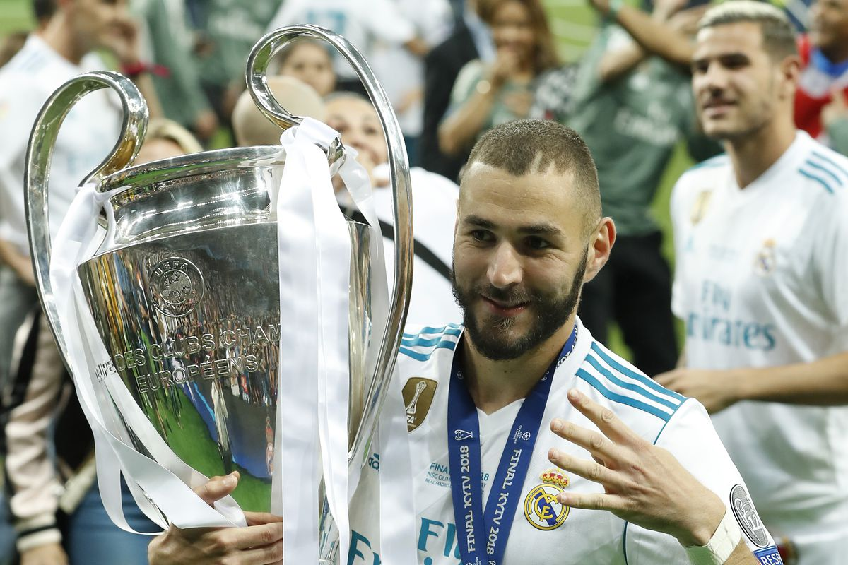 UCL Trophy - Real Madrid - UEFA Champions League