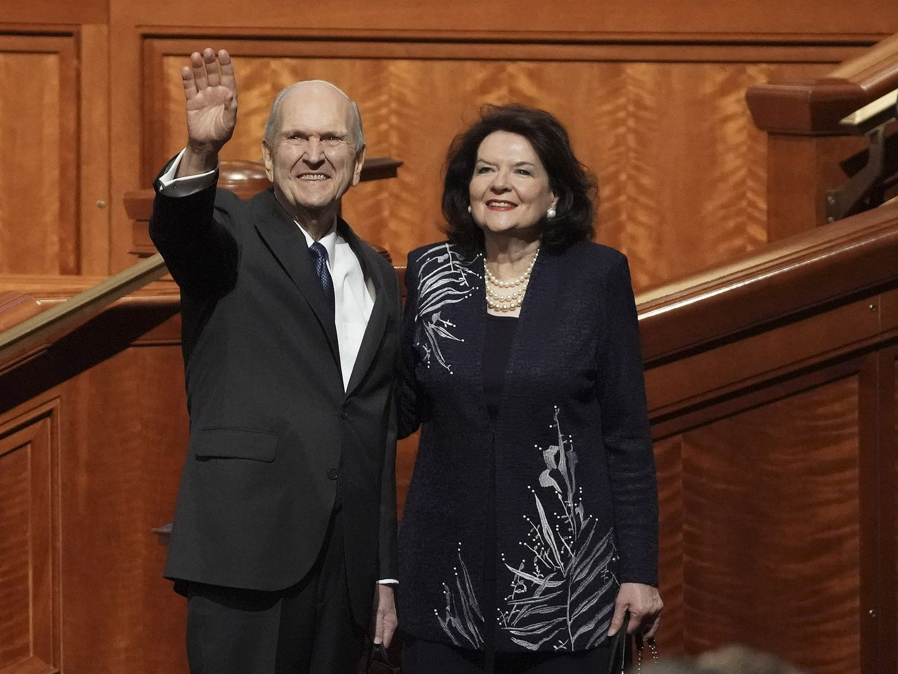 President Nelson promised a 'remarkable conference.' Now it is finally here
