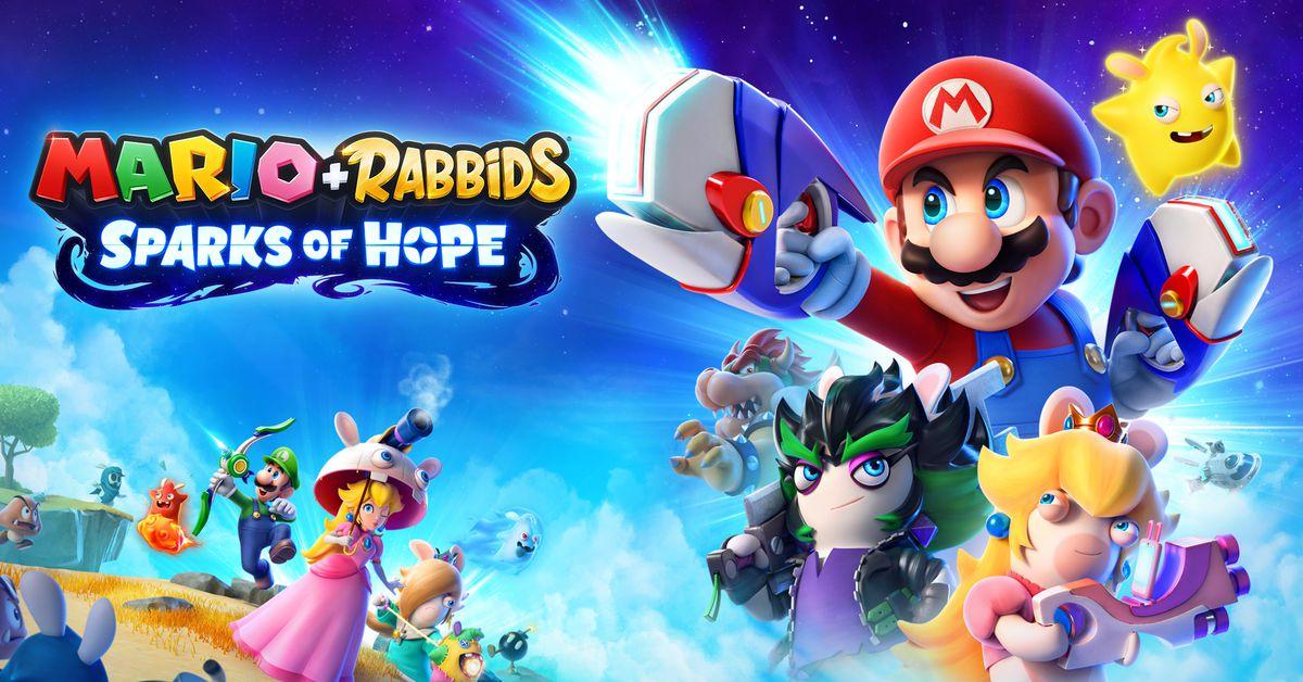 Nintendo leaks Mario + Rabbids 2 for Switch via eShop