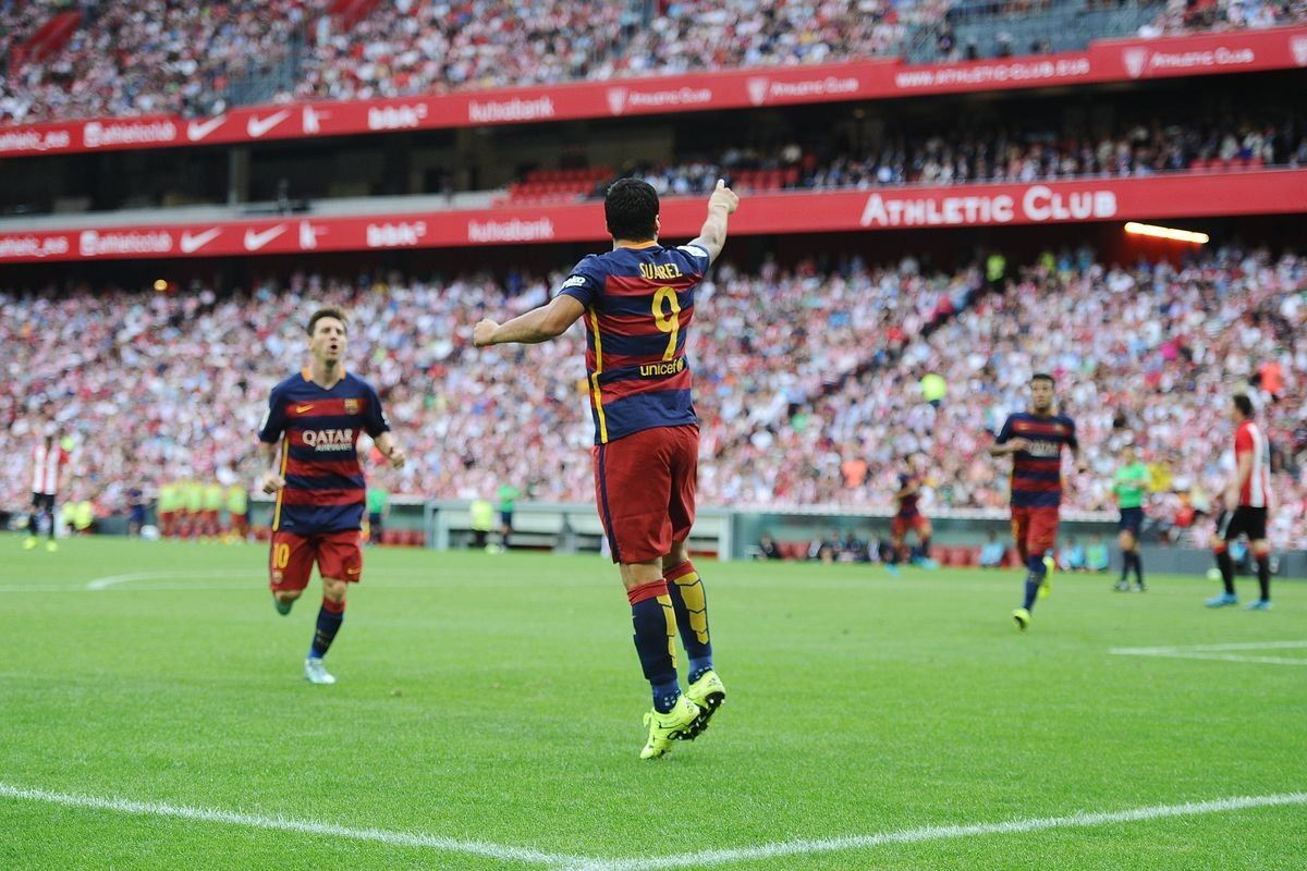 FC Barcelona Pictures against Malaga