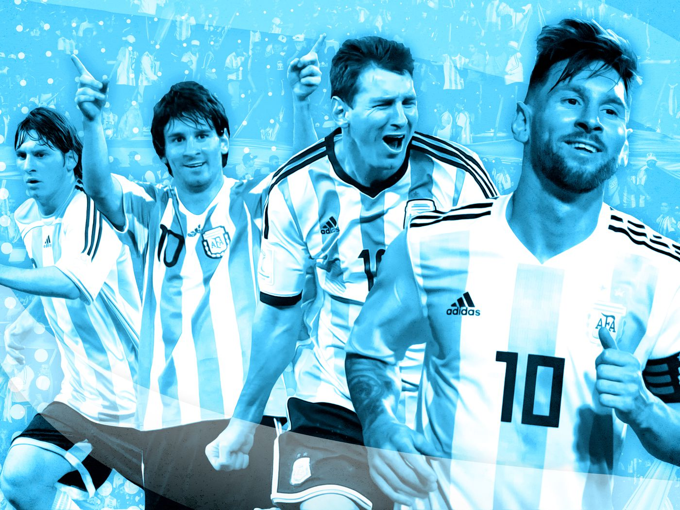 2066c7e220 2018 World Cup  The History of Messi and Argentina vs. Everything - The  Ringer