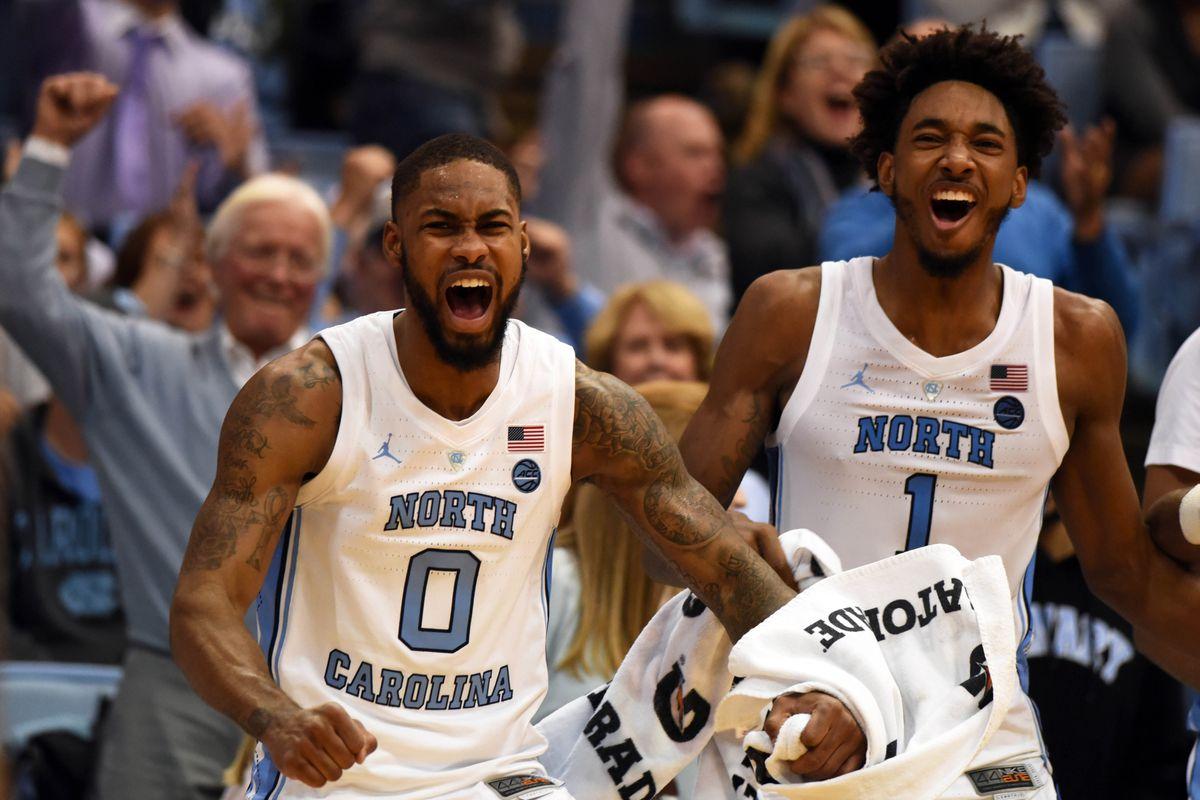 NCAA Basketball: Tennessee Tech at North Carolina