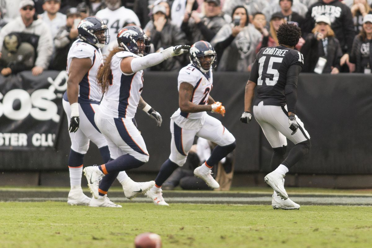 Aqib Talib vs Michael Crabtree and 6 more things we loved about