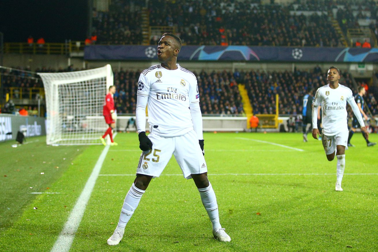 Vinicius JR will be available for Alaves match after COVID19 test comes back negative