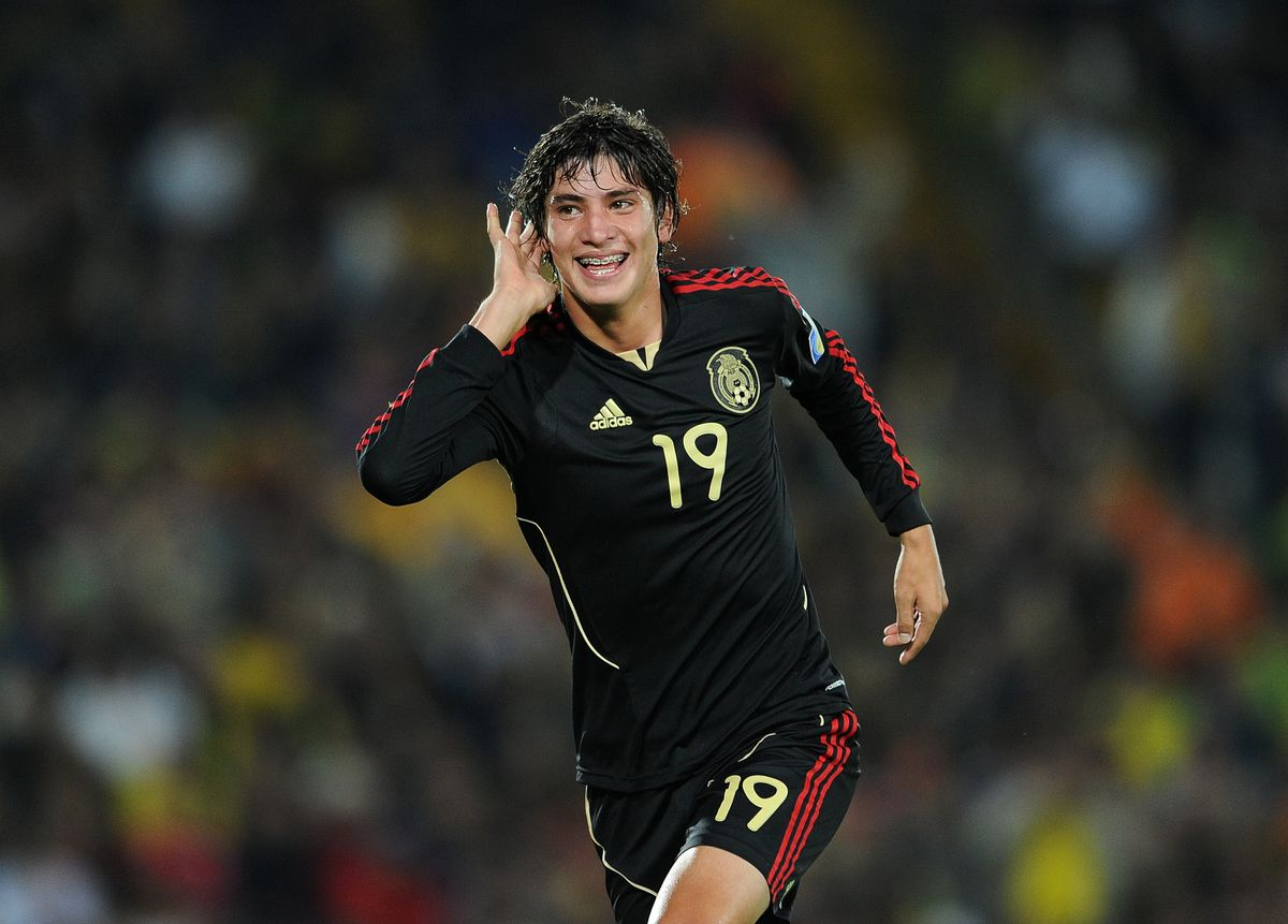 Mexico v France: FIFA U-20 World Cup Colombia 2011 - 3rd Place Playoff