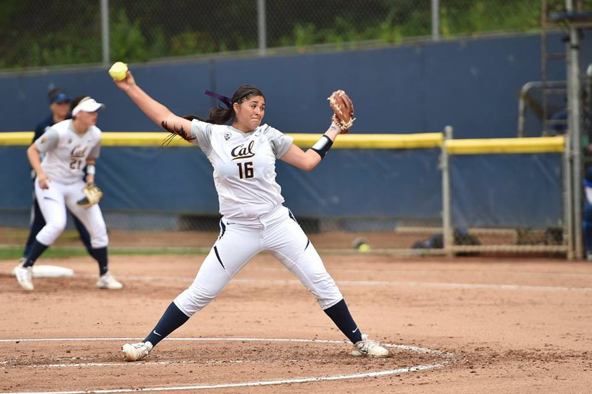 Plenty of the Cal Softball success in 2016 can be attributed to the senior righty Nisa Ontiveros