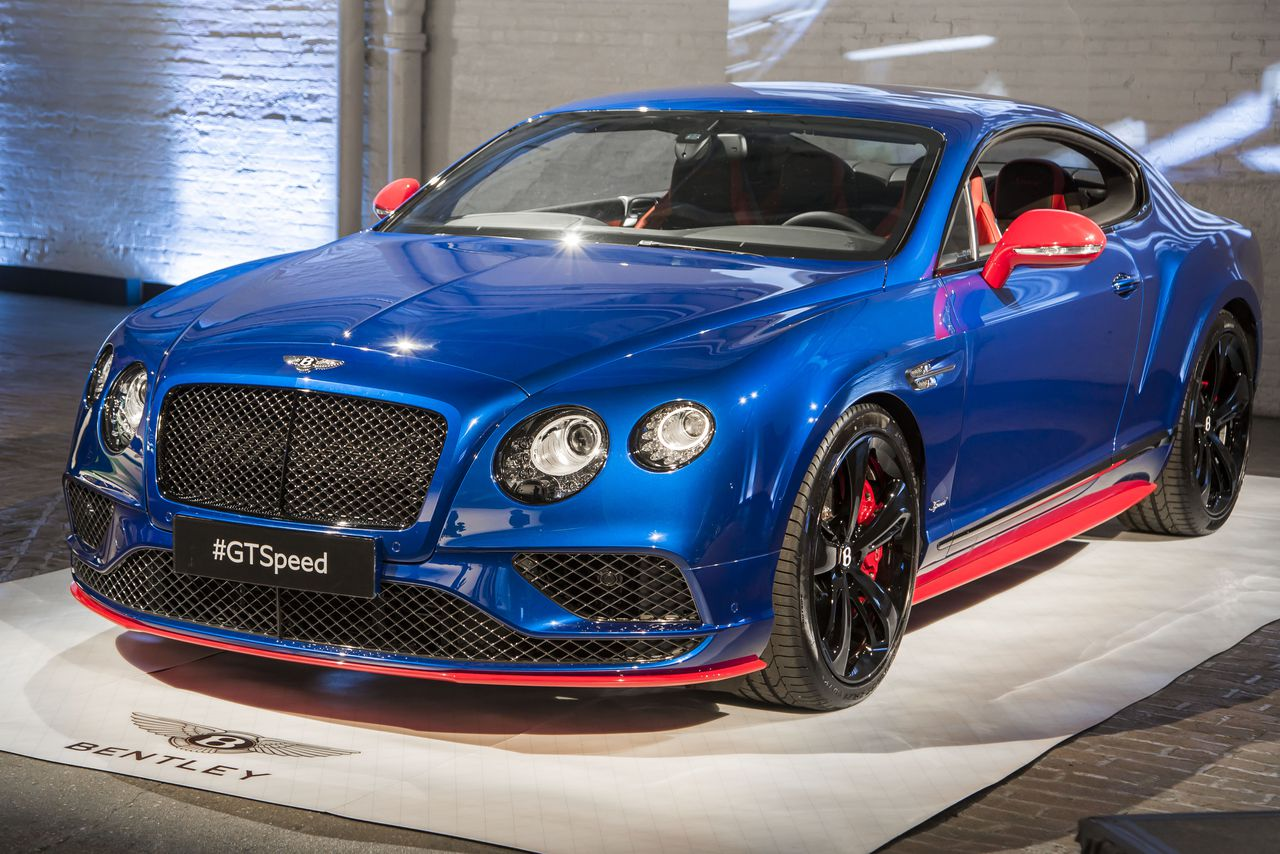 The most powerful Bentley ever sold is also one of the best-looking ...