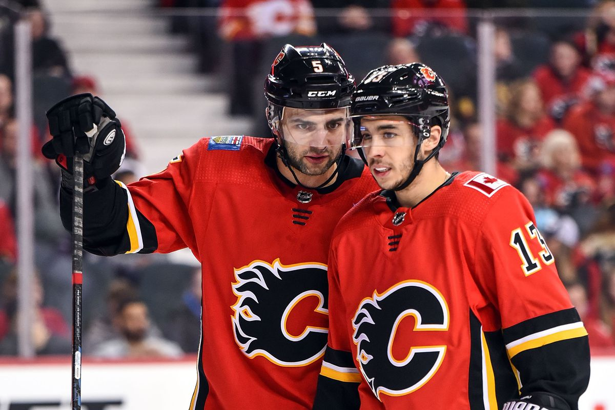 NHL: MAR 10 Golden Knights at Flames